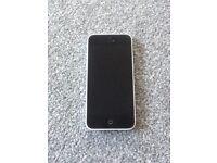 Unlocked white iPhone 5C 8gb
