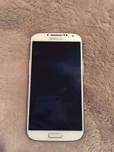 Samsung  Galaxy S4 GT-I9505 - 16GB - White Frost Bacchus Marsh Moorabool Area Preview