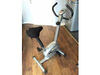 Dynamix exercise bike Digital display measures Time Speed Distance Pulse Calories Excellent Cond