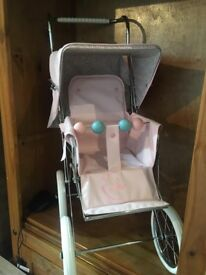 Spanish Dolls pushchair Ex display