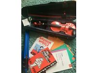 Stentor Violin & Extras