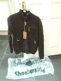 Shooterking Zip up Jumper NEW With Tags