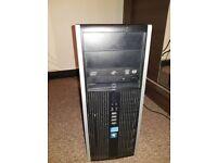 HP Compaq 8200 Elite - Core i7 2600 3.4 GHz - 4 GB - 4000 GB