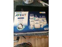 Brand new avent bottles
