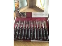 12piece cutlery set