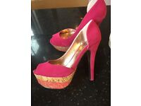Size 5 brand new women's shoes