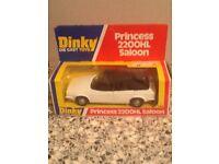 Boxed Princess 2200HL Saloon Model 123