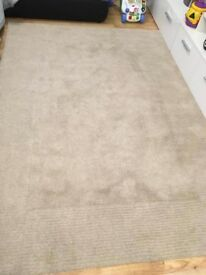 Natural Wool Rug