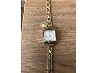 Gold Rodania Watch