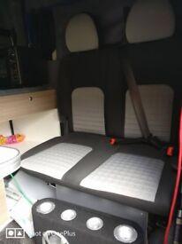 Diablo rear seats used in Campervan