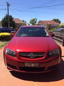 2007 Holden Commodore Sedan Melbourne CBD Melbourne City Preview