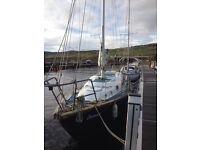 Bargain 33 foot Yacht £5,500