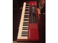 Nord Electro 4D, mint condition sold with genuine tailored Nord soft case