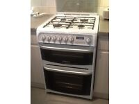 Cannon/Hotpoint Dual Fuel Cooker