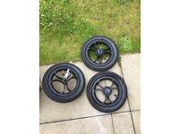 Out n about buggy tyres (compatible v2, v3 & v4)