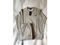 Armani Tracksuit | Navy, Grey | S M L XL ( Ralph Lauren, Stone Island, Moncler, Armani, Nike )