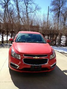 2016 Chevy Cruz  Turbo