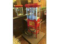 🌟 Slush Machine Hire - 🌟 Popcorn Cart Hire -🌟 Candy floss Cart Hire , Waffle Machine Hire London