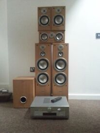 tonsil speakers