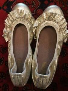 Diana Ferrari Ballet Flats