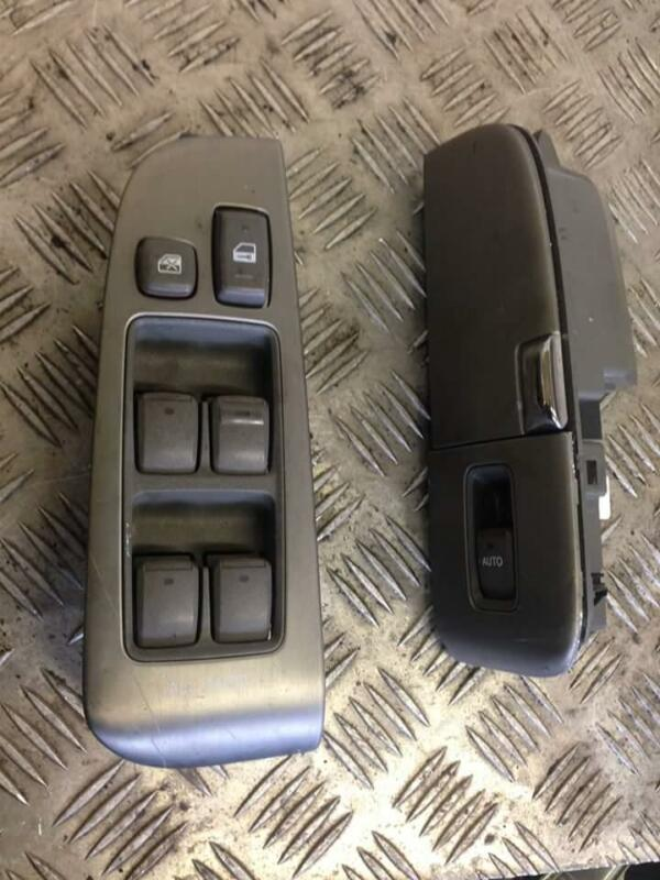 2002 LEXUS LS 430 LS430 SALOON PASSENGER DRIVERS FRONT WINDOW AND LOCKING SWITCH