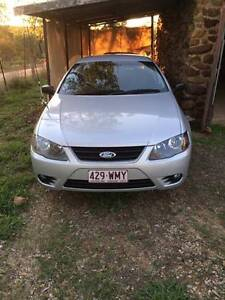 2006 Ford Falcon Wagon Emerald Central Highlands Preview