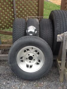 215/70r14 all season tires with rims