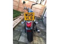 Lexmoto Michigan 2015 , low mileage , Great condition, MOT due in May, Sold as seen