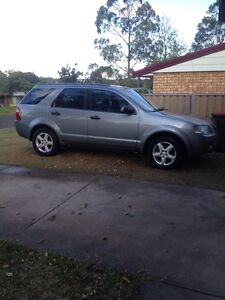 2006 Ford Territory TS Singleton Heights Singleton Area Preview