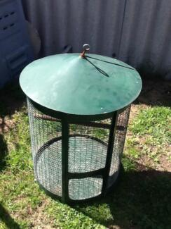 Large Round Bird Cage Ocean Reef Joondalup Area Preview