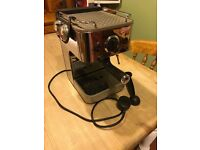 Dualit Espressivo espresso coffee machine