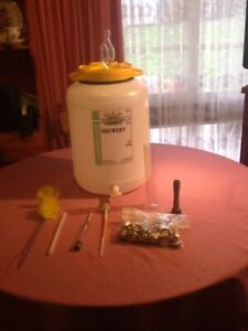 A beer brewing kit Mount Pleasant Ballarat City Preview