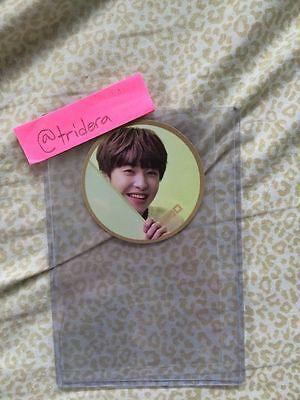 UP10TION Spotlight Album Gold Xiao Photo Card KPOP Top Loader Official