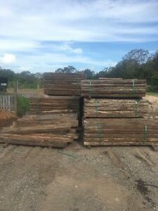 Landscape supplies. Railway sleepers. Topsoil plus more Birkdale Redland Area Preview