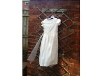 Very beautiful bridesmaid/prom dress size 14 but very small, used