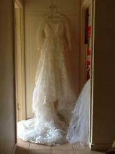 Lace Wedding Dress Grange Charles Sturt Area Preview