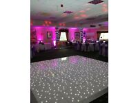 Giant LED light up LOVE letters 5ft, Dance floors & numbers for weddings, engagements + photo booth