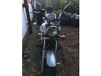 Kawasaki Motorbike BN 125 A7F