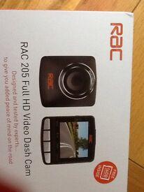 RAC 205 full HD Dashcam