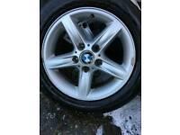 """Alloys wheels BMW 16"""""""