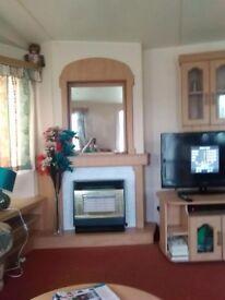 3 bedroom caravan £120
