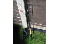 3mtr Bomb/ Light ledger coarse fishing rod