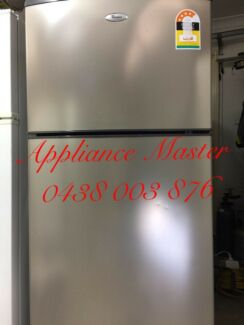 Whirlpool 410L,Titanium, Free delivery + Warranty only $370