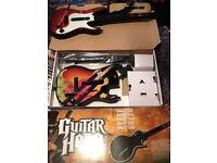 Guitar hero games Xbox 360