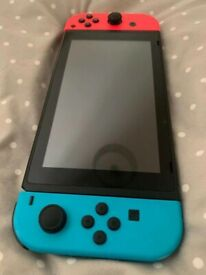 Nintendo Switch Console with charger Only