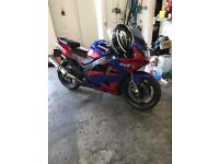 kawasaki Zx6r sale or swap