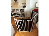 Mothercare Playpen and dividing fence