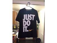 Small mans Nike t shirt