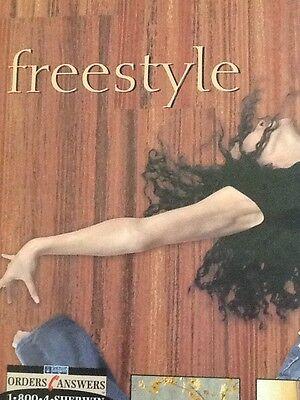 Freestyle. Sanitas. Wallpaper Sample Book. 137 Pages. 12'x16'