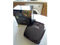 George foreman fat reducing grill, immaculate conditions, less than 3 months old.